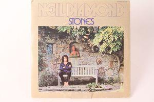 Neil Diamond Stones MCA Records Schallplatte Vinyl LP Stereo 931106 Rock Pop