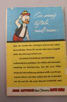 Walt Disney Micky Maus Heft 27 Comic Micky Donald Goofy Daisy Pluto 60er 1960
