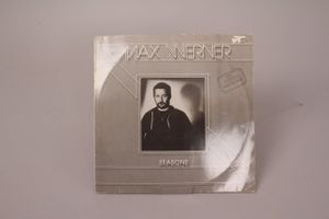 Max Werner Seasons Rain In May Summer In The City Crystals Metronome LP Vinyl