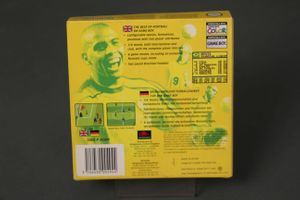 Ronaldo V-Football Gameboy Color Nintendo Fußball Jump And Run Game Spiel