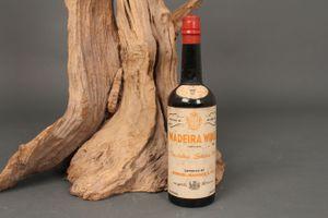 1917 Madeira Wine Portugal Verdelho Solera Funchal Vintage Wein