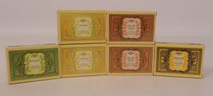 4711 Jasmin Nelke Teerose Muguet Luxusseife Stück Seifen Soap 6x 100g 3.5 oz Lot