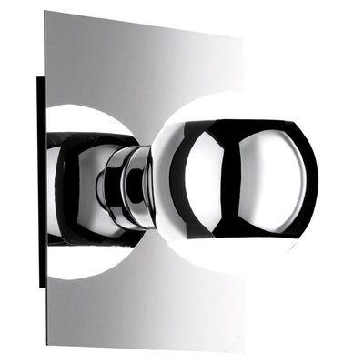 Wofi 4326.01.01.1000 Wandleuchte Mona 1-flammig chrom LED