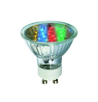 280.13 Paulmann GU10 Fassung LED Reflektor 20° 1W GU10 230V 51mm 7 Colors