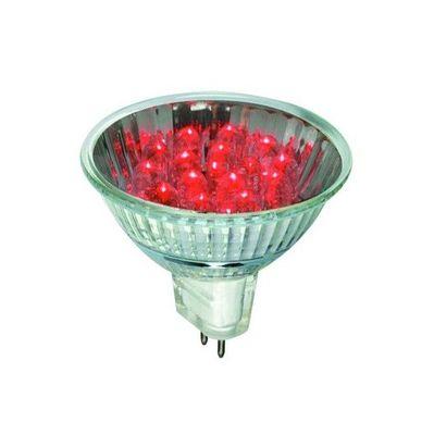 28002.10 Paulmann 12V LED Reflektor 20° 1W GU5,3 Fassung 51mm Rot