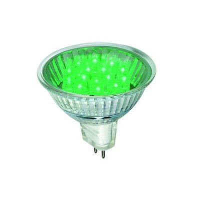 280.04 Paulmann 12V Fassung LED Reflektor 20° 1W GU5,3 12V 51mm Grün