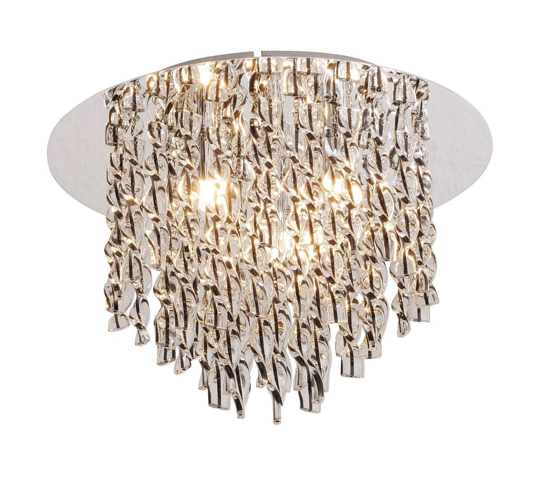15021 17 kristall deckenleuchte chrom paul neuhaus 4x40w g9 230v. Black Bedroom Furniture Sets. Home Design Ideas
