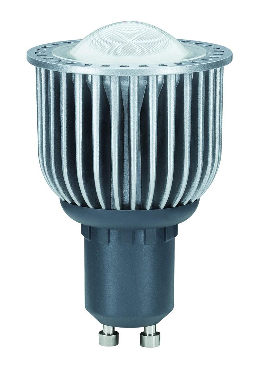 paulmann gu10 fassung led reflektor 5w gu10 tageslichtwei ebay. Black Bedroom Furniture Sets. Home Design Ideas