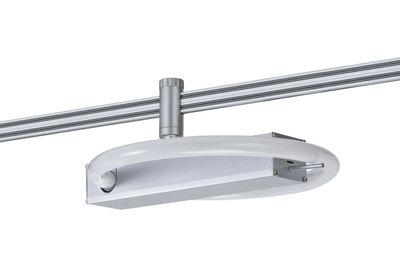 976.73 Paulmann Phantom Einzelteile Rail System Light&Easy Phantom Spot Circular 22W 2GX13 Titan 230V Metall