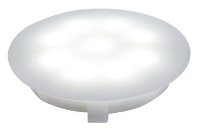 Special EBL UpDownlight LED 1W 12V 45mm Satin/Kunststoff