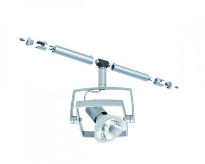 Paulmann Seil- und Schienensystem CombiEasy Spot Mac² 1x35W GU5,3 Chrom matt 12V Metall/Kunststoff
