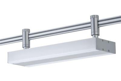 Paulmann Schienensystem Light&Easy Phantom Spot LF-Line 2x8W G5 Titan Metall
