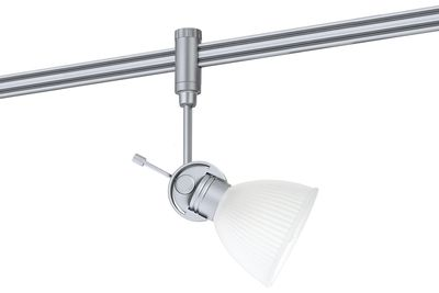 973.35 Paulmann Phantom Einzelteile RS Light&Easy Phantom Spot Phara 1x40W G9 Titan/Satin 230V Metall/Kunststoff/Glas