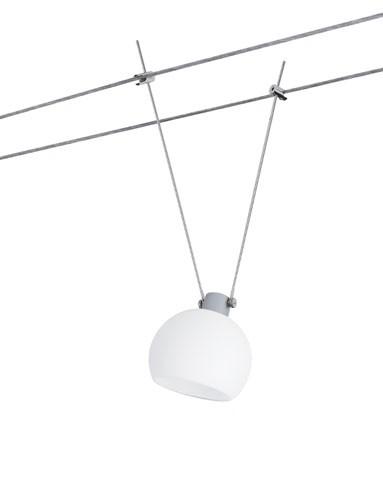Paulmann Lampenschirme 60055 DecoSystems Schirm Wolbi max.50W w