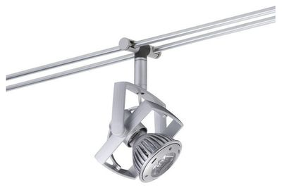 976.24 Paulmann Rail System Light&Easy Spot Mac² LED 1x1W GU5,3 Chrom matt 12V Me