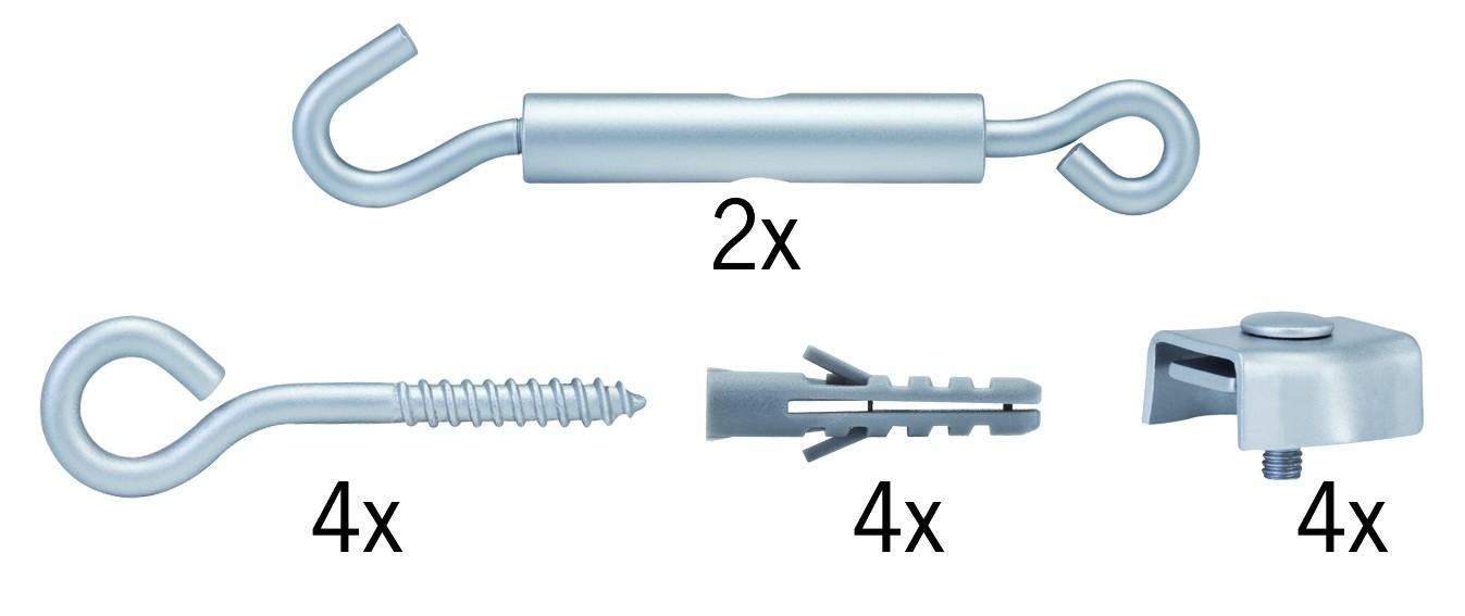 Sterngriffschrauben DIN 6336 L 5 x M10 x 40 /Ø50mm WTB/® Sterngriffe