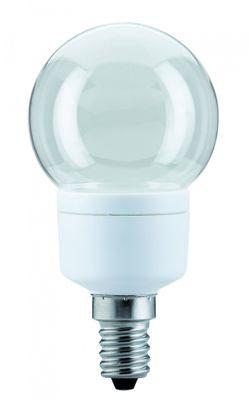 281.04 Paulmann E14 Fassung LED Tropfen 1W E14 Klar Warmwhite