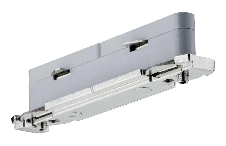 paulmann u rail einzelteile 95136 urail system light easy linien verbinder 230v ebay. Black Bedroom Furniture Sets. Home Design Ideas