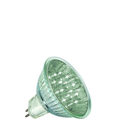 LED Reflektor 20° 1W GU5,3 12V 51mm Warmweiß