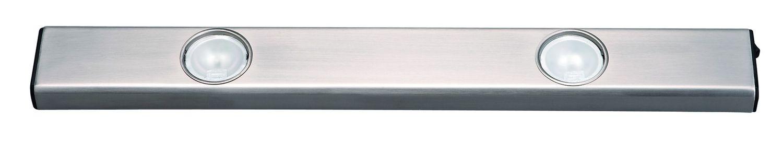 Nice Price Nice Price Function Unterschrankleuchte 3x20W G4 Eisen gebürstet 230//