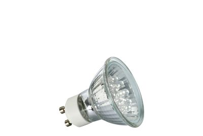 Nice Price LED Reflektor 24° 1W GU10 230V 51mm Warmweiß