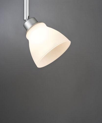 paulmann decosystems lampenschirm wolbi glas wei. Black Bedroom Furniture Sets. Home Design Ideas