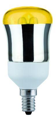 860.09 Paulmann E14 Fassung ESL Reflektorlampe R50 5W E14 Goldlicht