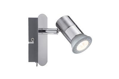 601.90 Nice Price Wandleuchten Nice Price Spotlight C12 LED Balken 1x3,5W GU10 Chrom 230V Metall