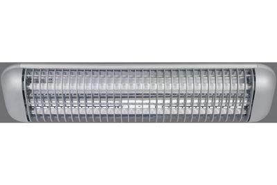 789.89 Paulmann Deckenleuchten Function Desk Plus Raster Deckenl. 2x14W G5 Titan 230V Alu/Kunststoff