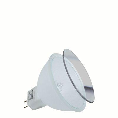 832.32 Paulmann 12V Fassung Halogen Reflektor Maxiflood mit Schutzglas 100° 35W GU5,3 12V 51mm Softopal