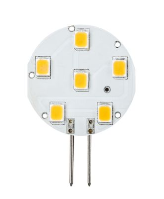 LED NV-Stiftsockel downlight 1,3W G4 Warmweiß