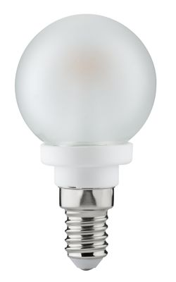 LED Tropfen 4W E14 230V Satin 2700K