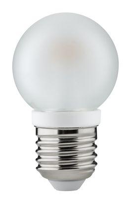 Paulmann LED Tropfen 4W E27 230V Satin 2700K