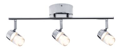 Spotlight Bowl LED 3x3,2W Chrom 230V Metall
