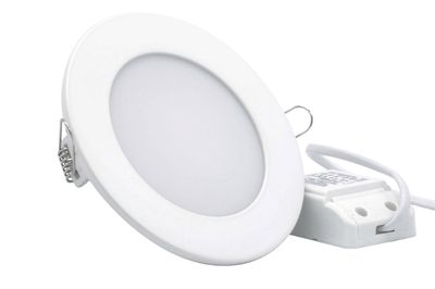 18W LED Panel Warmweiß 230 V 3000 Kelvin 1220 Lumen