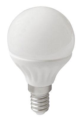 3 W E14 LED Leuchtmittel Neutralweiß 4000 Kugel Kelvin 260 Lumen satiniert
