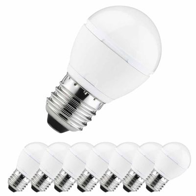 8x 281.65 Paulmann E27 LED Quality Tropfen 5W E27 230V Warmweiß 30W Helligkeit