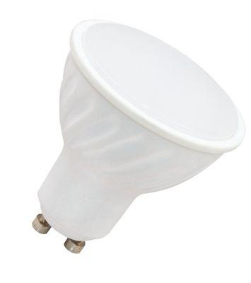 7 W GU10 LED Leuchtmittel dimmbar Neutralweiß 4000 Kelvin 520 Lumen