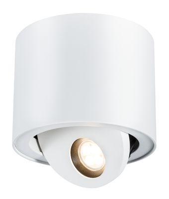 927.31 Paulmann LED Aufbauleuchte Ostra IP44 weiß 8,7W 412 Lumen