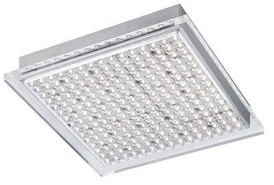6140-55 Paul Neuhaus FUTURA Deckenleuchte, stahl 45W LED-Board 12V IP20