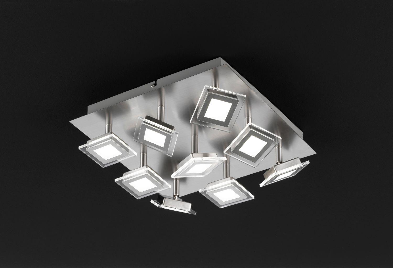 Wofi led deckenlampe dekoration ideen