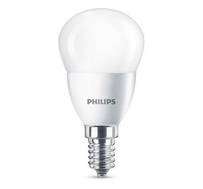 Philips 8718696543580 E14 LED Leuchtmittel 5,5W ~ 40W Neutralweiß satiniert 230V