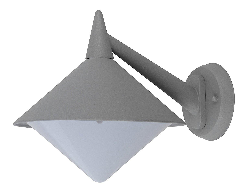 Lampade A Sospensione Allaperto : Action  lampada parete esterno linea manhattan flg