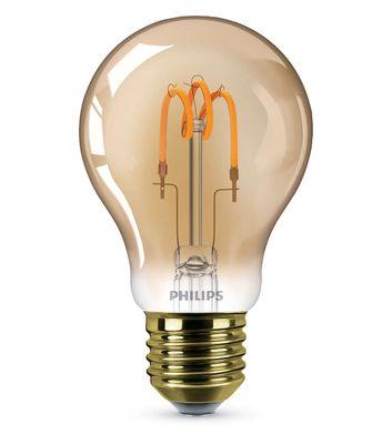 Philips 87186966743034 E27 Vintage LED Leuchtmittel 2,3W 2000k extra warmweiß
