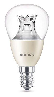Philips 8718696453568 E14 LED Tropfenform (dimmbar) Leuchtmittel 6W ~ 40W