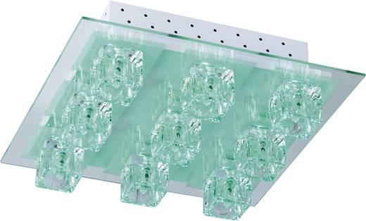 992910060000 Deckenleuchte Halogen, LED G4, LED fest eingebaut EEK: C (A++ - E) 189 W ACTION Vision 4003474245553 Chrom