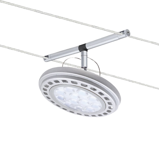 94021.LED Spot für Seilsystem Light&Easy Spice Wasabi LED 12W Chrom matt 001