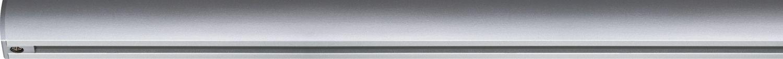 Paulmann U-Rail Einzelteile 96833 URail System Light&Easy Schiene 1m Chrom matt 230V Metall