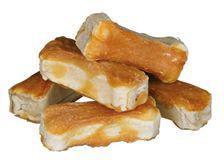 Mini-Knochen mit Huhn Light, 8 Stück, fettarmer Kau-Spaß