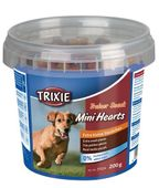 Trainer Snack Mini Hearts, 200 g